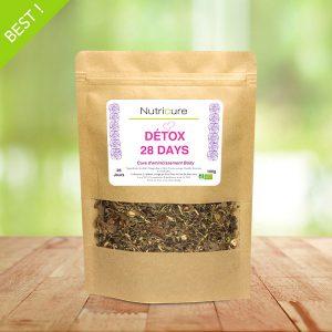the tisane thé dexto détox nutricure minceur